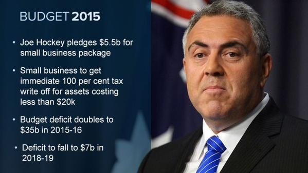 Aus Budget 2015